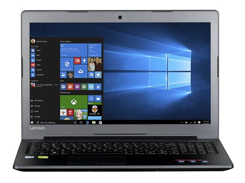 Laptop Lenovo IdeaPad 510-15 80SR00MJPB_W10 Core i3-6100U 15,6""