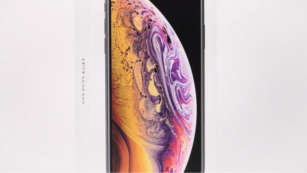 Unboxing telefonu Apple iPhone XS
